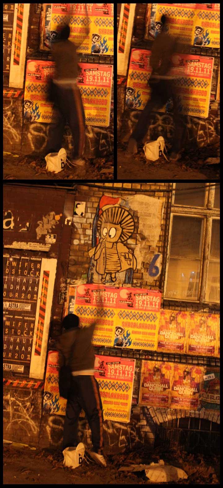 El Bocho Berlin Streetart106